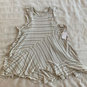 FREE PEOPLE between the lines tunic